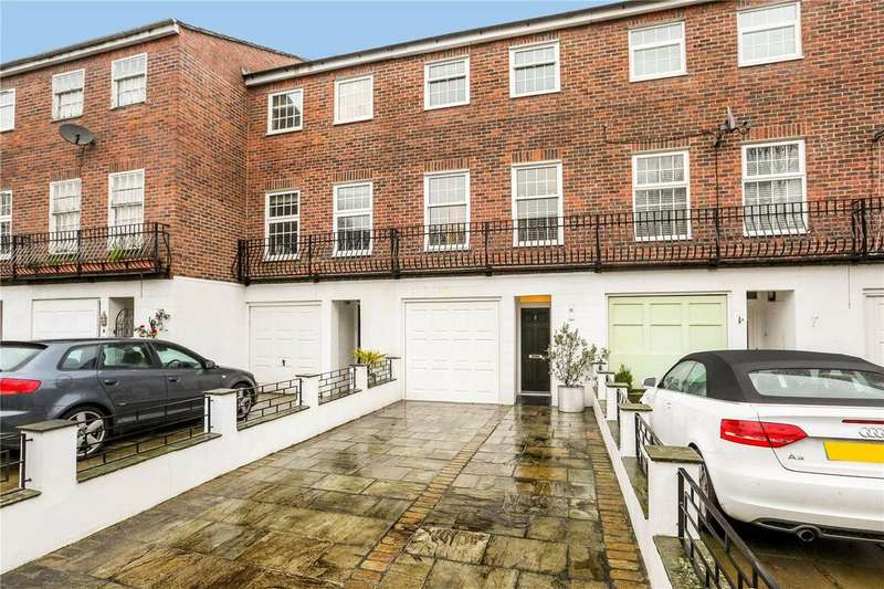 4 Bedrooms Terraced House for sale in Chepstow Close, Lytton Grove, Putney, London, SW15