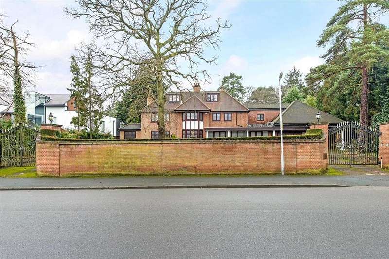 6 Bedrooms Detached House for sale in Linksway, Northwood, Middlesex, HA6