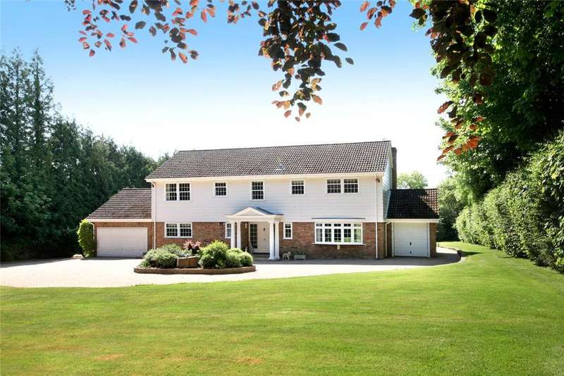5 Bedrooms Detached House for sale in Martinsend Lane, Great Missenden, Buckinghamshire, HP16