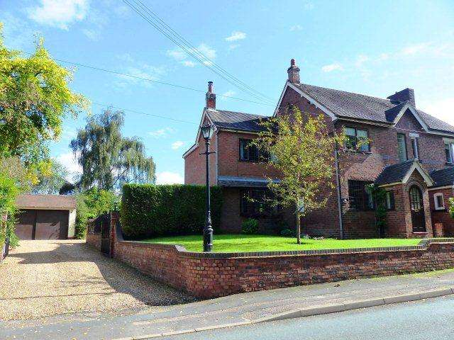 3 Bedrooms Semi Detached House for sale in Hilton Lane,Shareshill,Wolverhampton