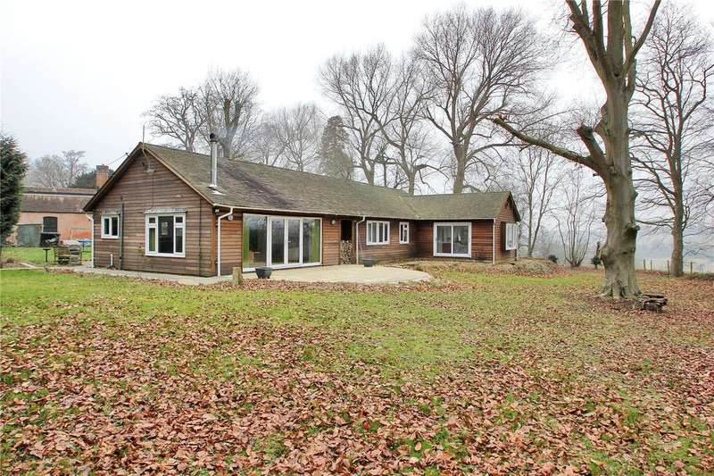 4 Bedrooms Detached Bungalow for sale in Wootton Lane, Canterbury, Kent, CT4