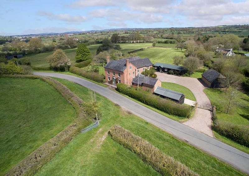 7 Bedrooms Detached House for sale in Woodgate Road, Stoke Prior, Bromsgrove, Worcestershire, B60