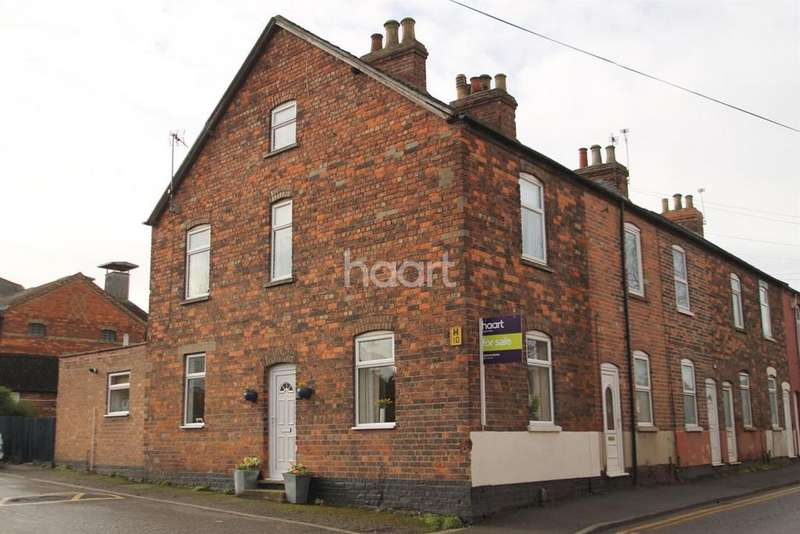 3 Bedrooms End Of Terrace House for sale in Springfield Road. Grantham