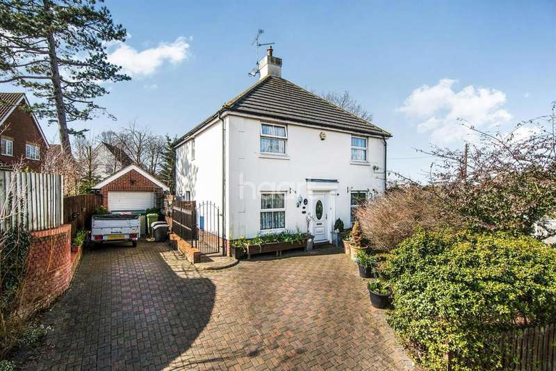4 Bedrooms Detached House for sale in Czarina Rise, Laindon
