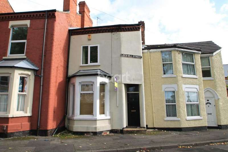 2 Bedrooms Terraced House for sale in Lees Hill Street, Sneinton