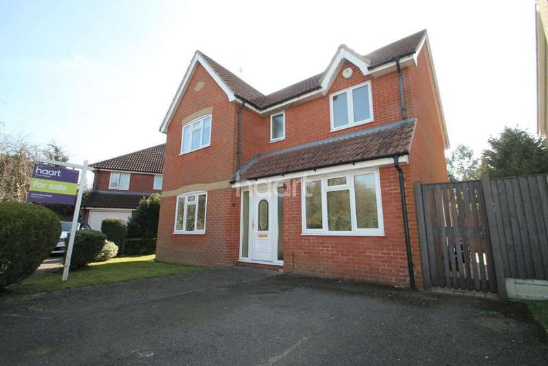 4 Bedrooms Detached House for sale in Alresford