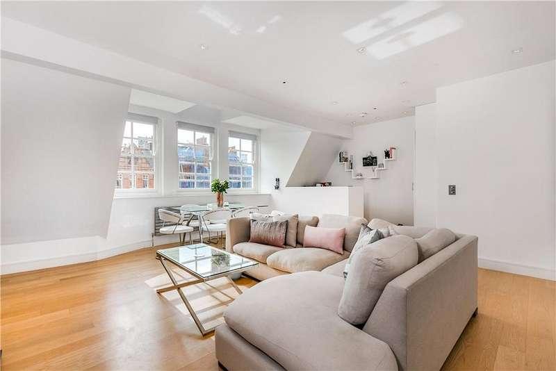 1 Bedroom Flat for sale in Pont Street, Knightsbridge, London, SW1X