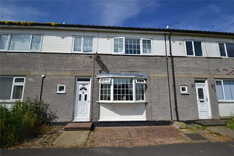 3 Bedrooms Terraced House for sale in Leven Walk, Peterlee, Co.Durham, SR8