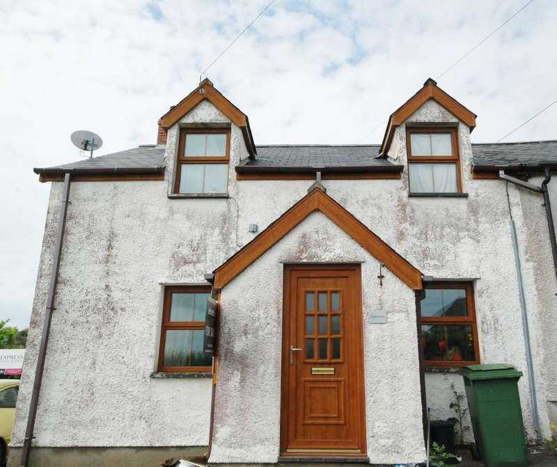 2 Bedrooms Semi Detached House for sale in Capel Dewi, Aberystwyth