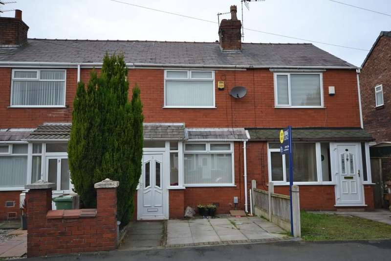 2 Bedrooms Terraced House for sale in Roland Avenue, Haresfinch, St Helens