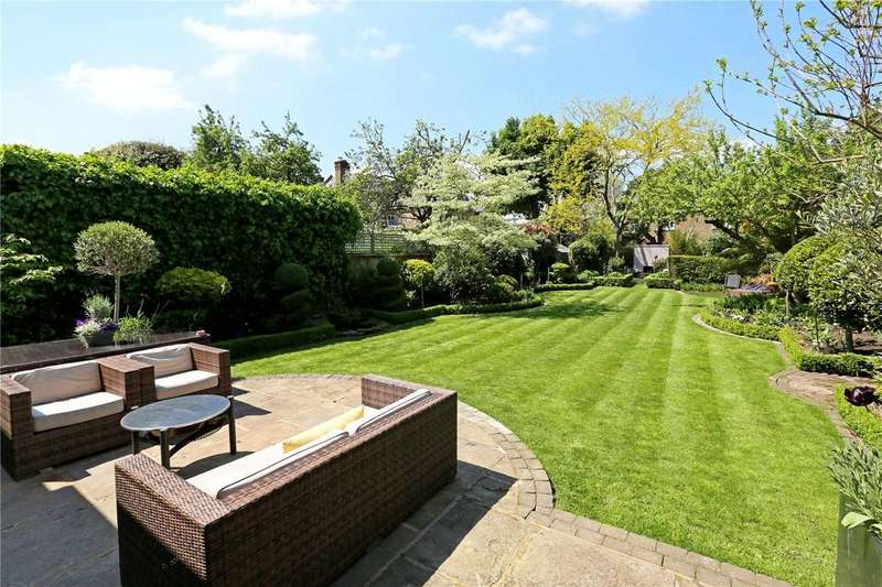 7 Bedrooms Detached House for sale in Atney Road, Putney, London, SW15