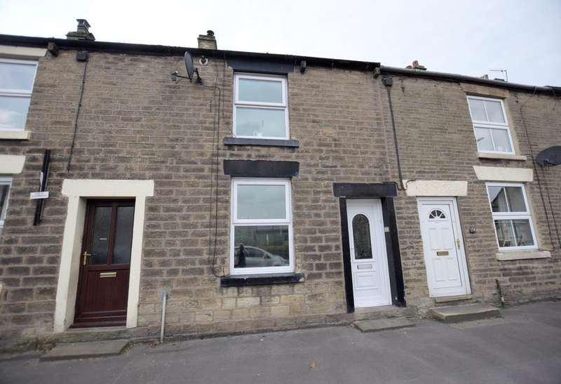2 Bedrooms Terraced House for sale in Buxton Road, Furness Vale, High Peak
