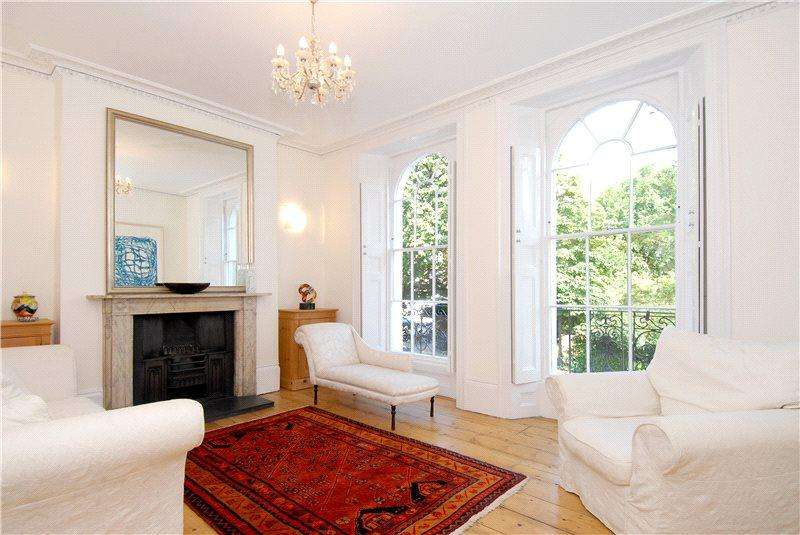 5 Bedrooms Terraced House for rent in Theberton Street, Barnsbury, Islington, London, N1