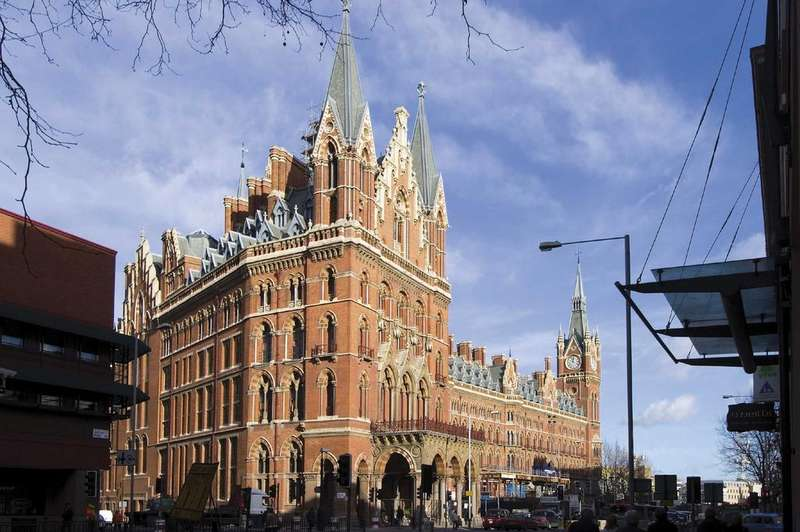 Parking Garage / Parking for sale in St Pancras Chambers, NW1