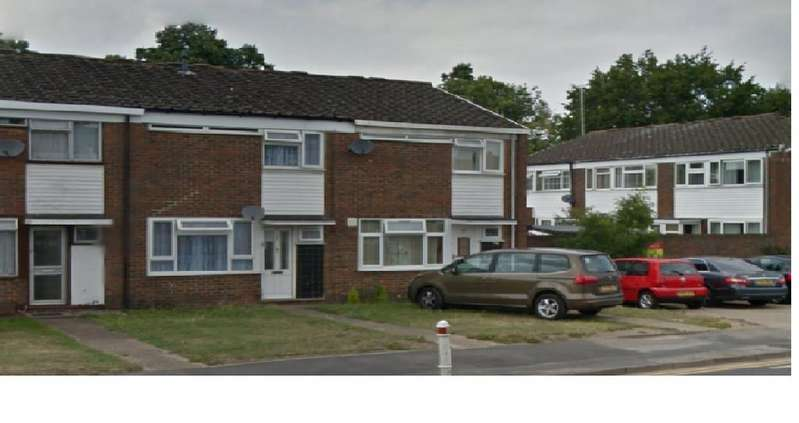 3 Bedrooms End Of Terrace House for sale in High Street, Chalvey