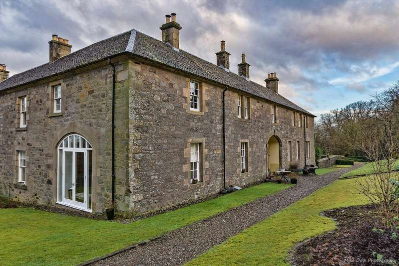 3 Bedrooms Terraced House for sale in The Stables, Sauchieburn, Stirling, Scotland, FK7 9AX