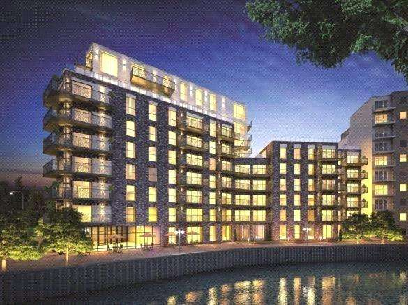 1 Bedroom Flat for sale in Leven Wharf, London, E14