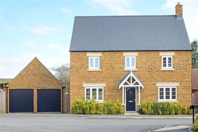 5 Bedrooms Detached House for sale in Millers Way, Middleton Cheney, Banbury, Oxfordshire, OX17