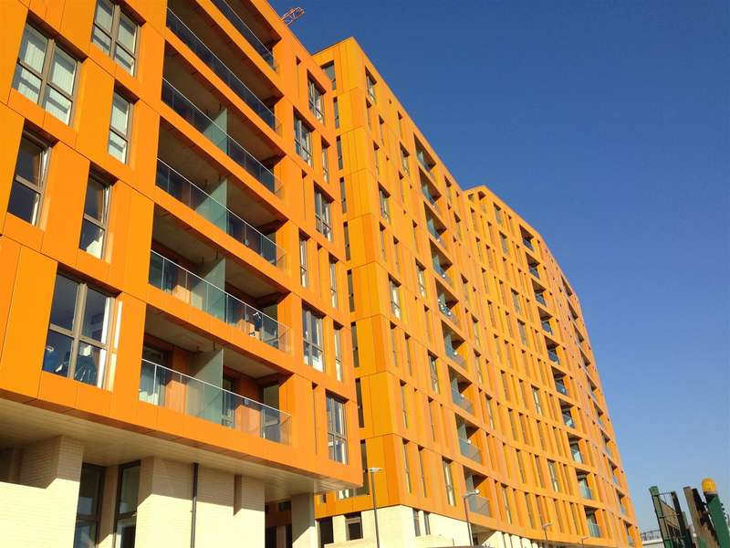 1 Bedroom Flat for sale in Enderby Wharf, Christchurch Way, Greenwich