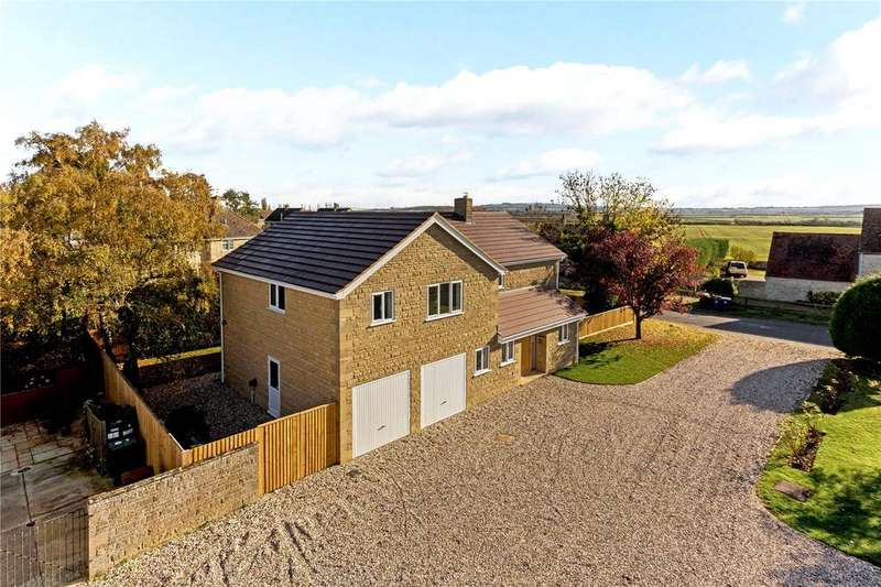 5 Bedrooms Detached House for sale in Manor Farm Close, Merton, Bicester, Oxfordshire, OX25