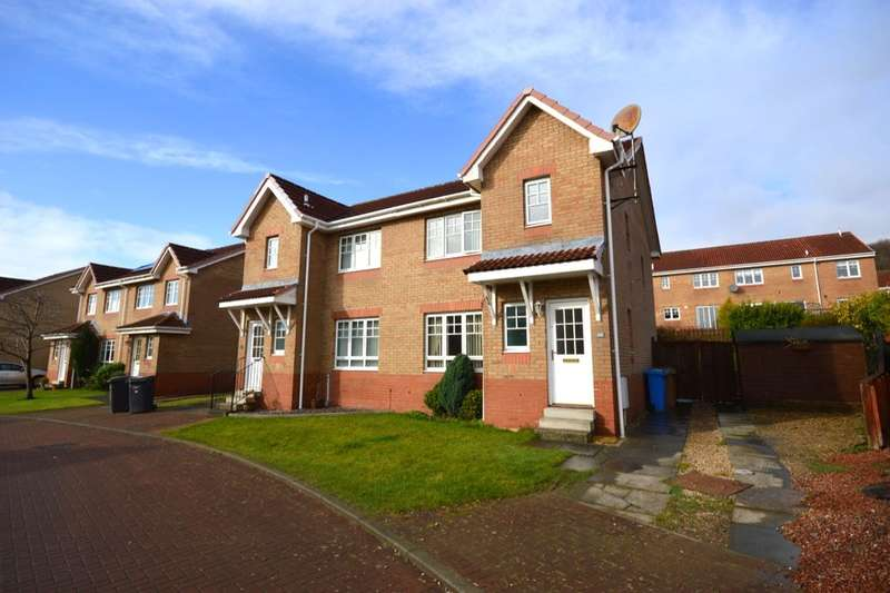 3 Bedrooms Semi Detached House for sale in Wayfarers Drive, Dalgety Bay, Dunfermline, KY11