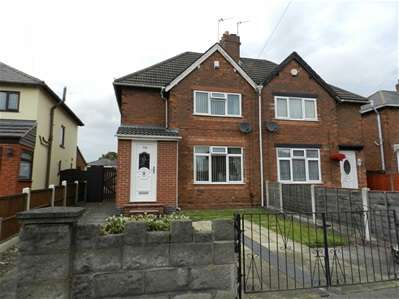 2 Bedrooms Semi Detached House for sale in Oak Crescent, Leamore, Walsall