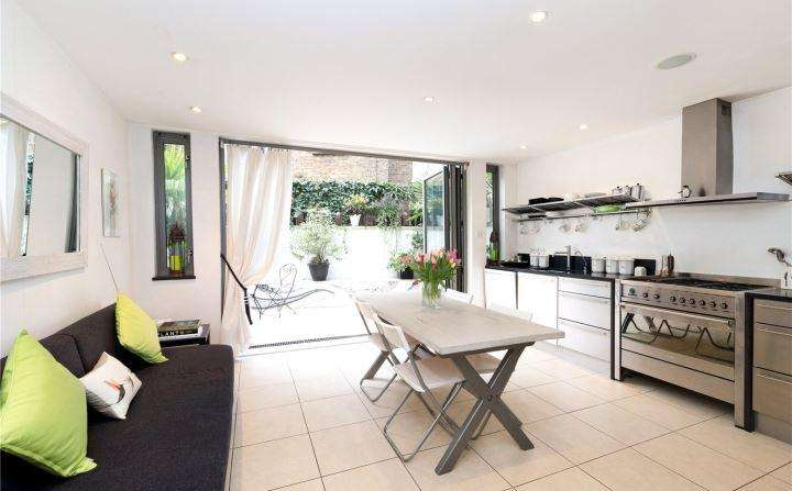 5 Bedrooms Terraced House for sale in Meath Street, Battersea, London, SW11
