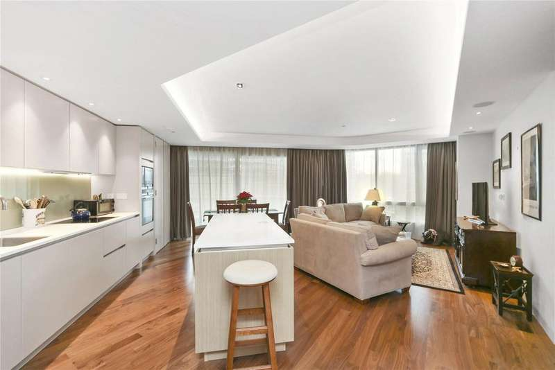 2 Bedrooms Flat for sale in Canaletto, 257 City Road, London, EC1V