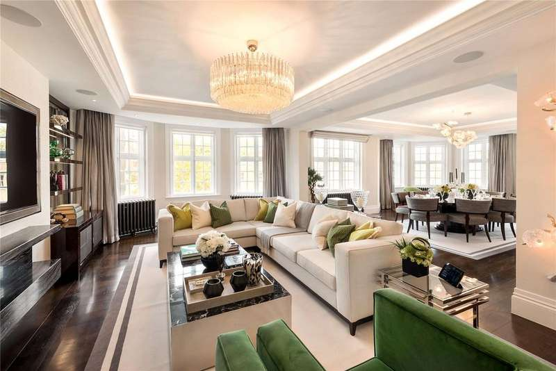 4 Bedrooms Flat for sale in Eaton Mansions, Cliveden Place, London, SW1W