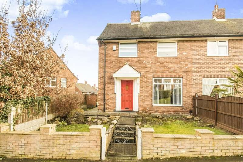 2 Bedrooms Semi Detached House for sale in Newhall Mount, Leeds, LS10