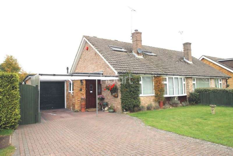 3 Bedrooms Semi Detached House for sale in Rushfield Road, Liss, Hampshire