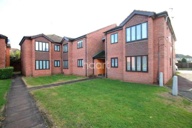 1 Bedroom Flat for sale in Harlington