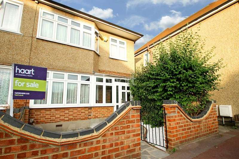 3 Bedrooms End Of Terrace House for sale in Millbrook Gardens, Dagenham