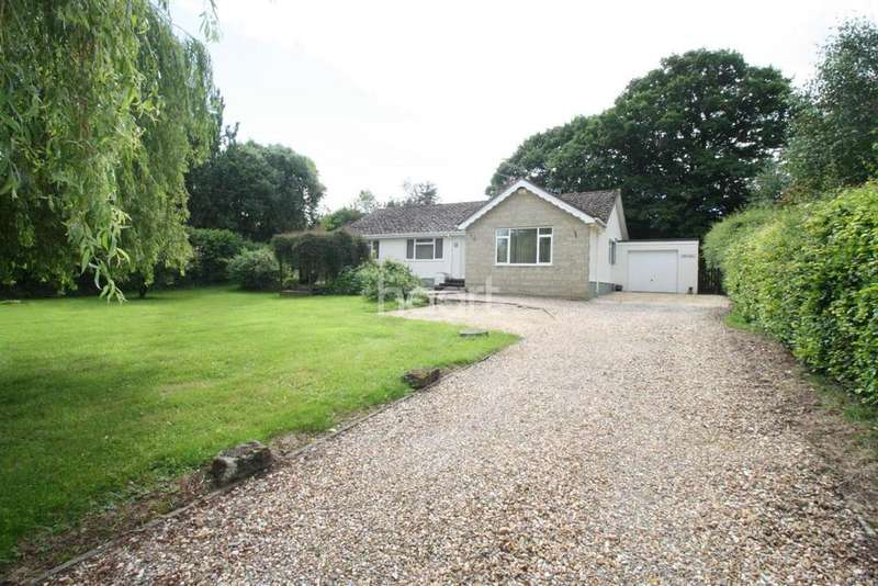 5 Bedrooms Bungalow for sale in The Narth, Monmouth, Monmouthshire