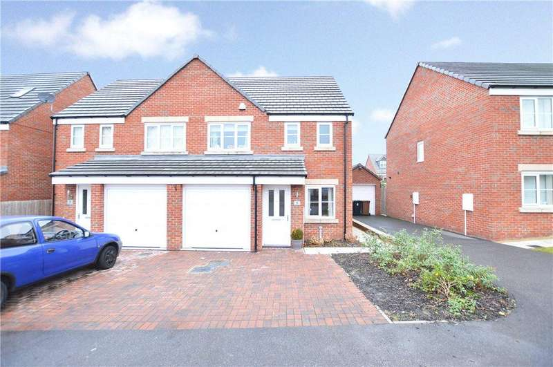 3 Bedrooms Semi Detached House for sale in Barrowby Lane, Garforth, Leeds, West Yorkshire