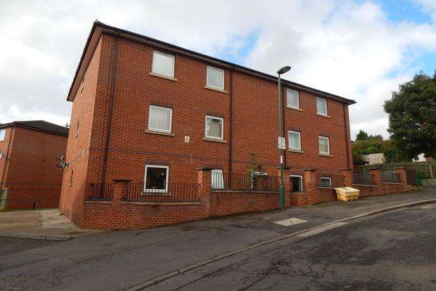 2 Bedrooms Flat for sale in Hendon Rise, St Anns, Nottingham, NG3