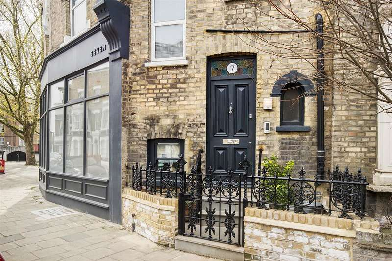 6 Bedrooms Terraced House for sale in Cardwell Terrace, London