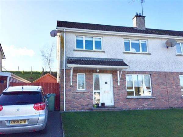 3 Bedrooms Semi Detached House for sale in 35 Beechgrove Park