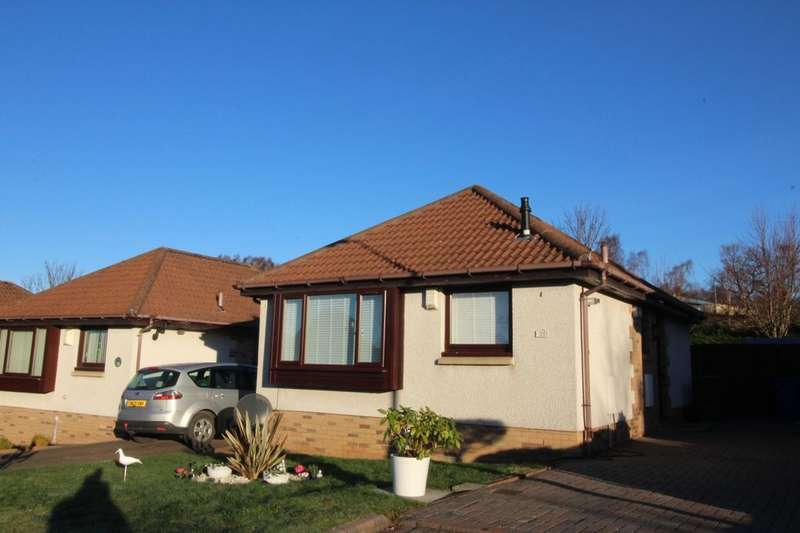 2 Bedrooms Detached Bungalow for sale in Victoria Gardens, Newtongrange, Dalkeith, EH22