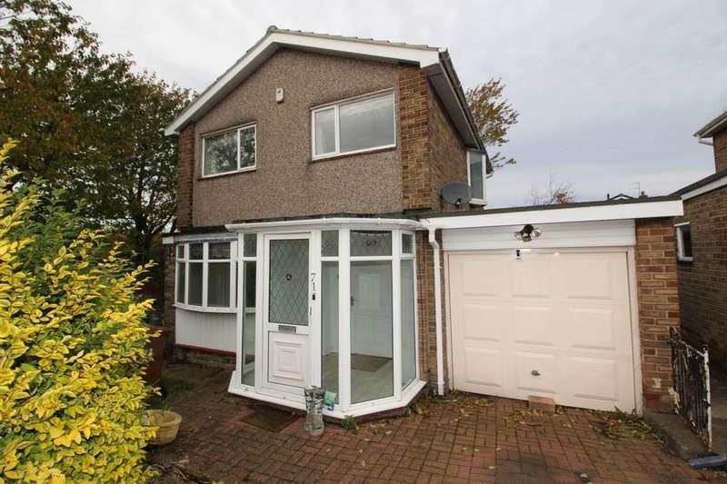 3 Bedrooms Detached House for sale in Park Lea, East Herrington, Sunderland, SR3