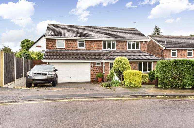 4 Bedrooms Detached House for sale in Knoll Rise Orpington BR6