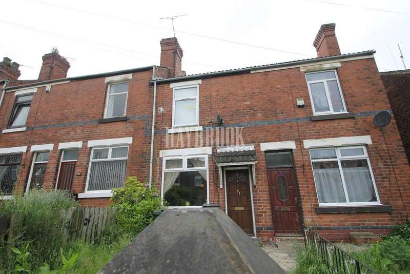 2 Bedrooms Terraced House for sale in Foljambe Road, Eastwood