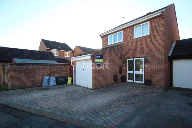 3 Bedrooms Detached House for sale in Maraschino Crescent, Holt Drive, CO2
