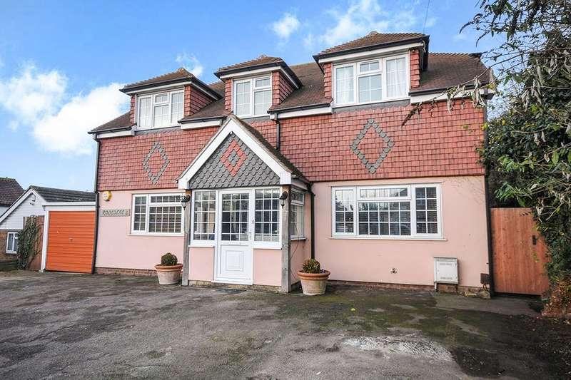 5 Bedrooms Detached House for sale in Rosedene Beechenlea Lane, Swanley, BR8
