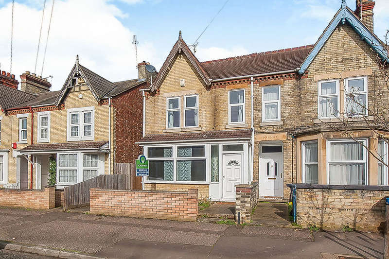 4 Bedrooms Semi Detached House for sale in All Saints Road, Peterborough, PE1