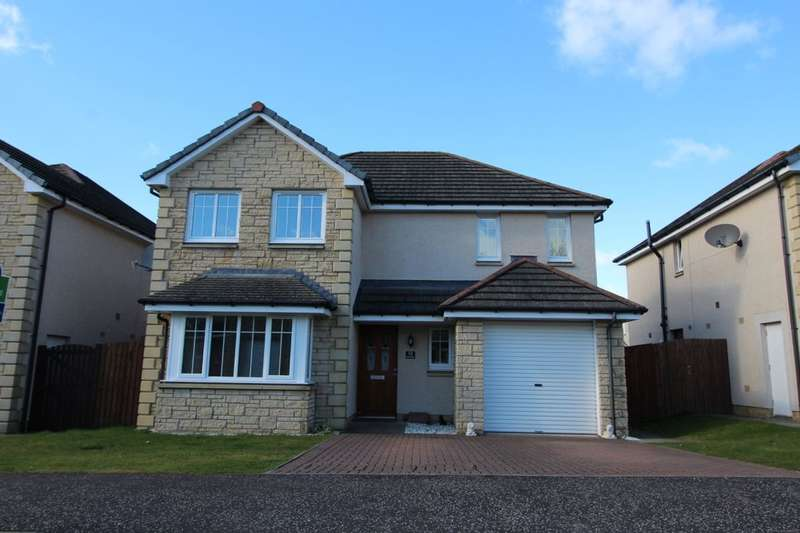 4 Bedrooms Detached House for sale in Balfour Gardens, Glenrothes, KY6