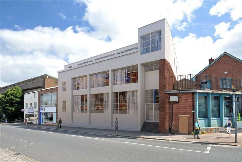 2 Bedrooms Flat for sale in Bartholomew Street East, Exeter, Devon, EX4