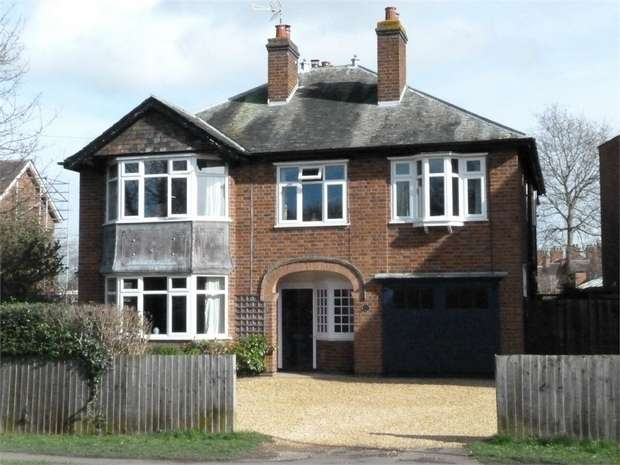 5 Bedrooms Detached House for sale in Lutterworth