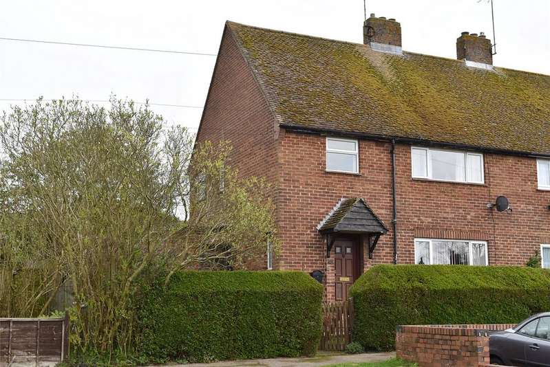3 Bedrooms Semi Detached House for sale in Birch's Close, Hockliffe