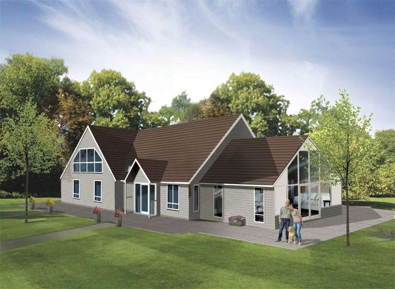 4 Bedrooms Bungalow for sale in The Wiltshire Leisure Village, Vastern, Royal Wootton Bassett, Swindon, Wiltshire, SN4